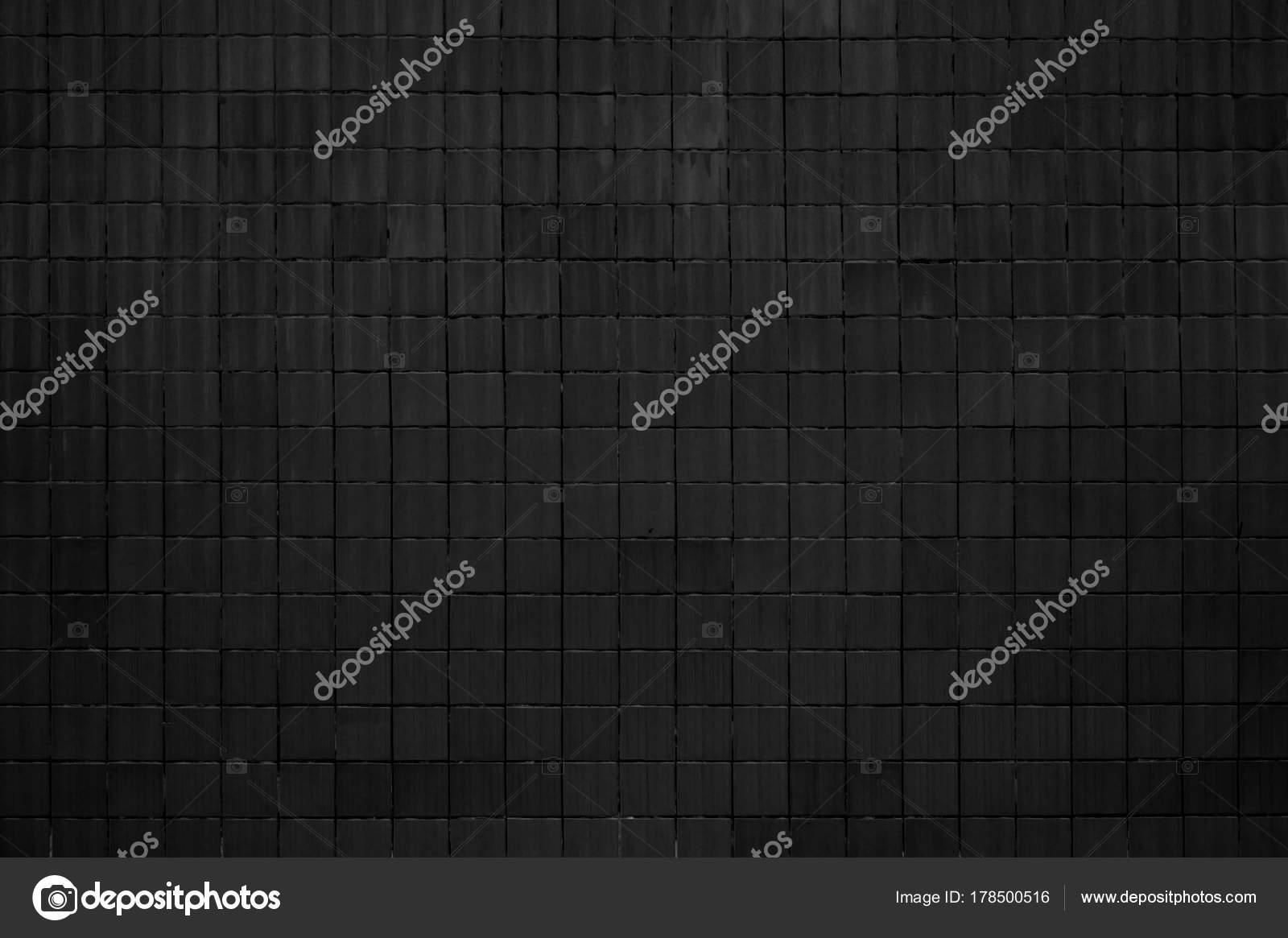 Piastrelle nere scuro u foto stock keport