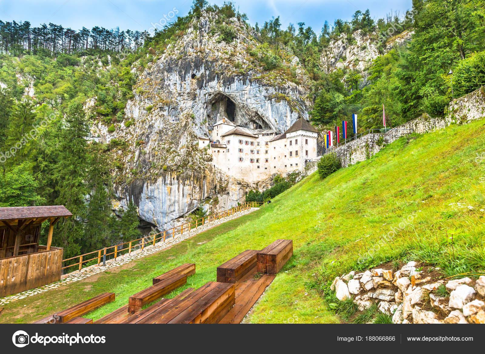 Predjama Approximately 9 Kilometres From Postojna Cave Photo By MaRabelo