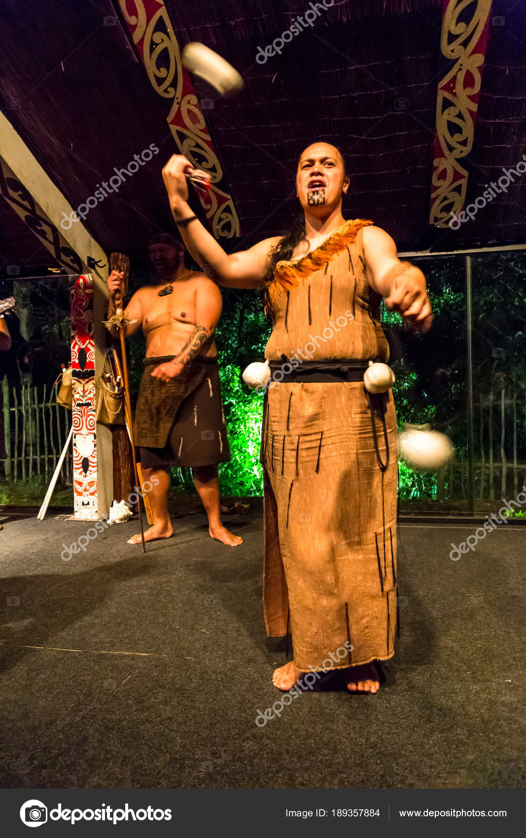 Fotos Maories Nueva Zelanda Rotorua Nueva Zelanda 2015 Marzo - Tribus-maories