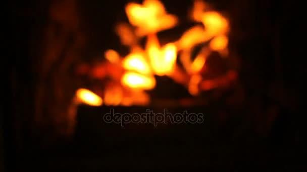Kamin-Feuer-Wasser-Heizung Heizkomfort