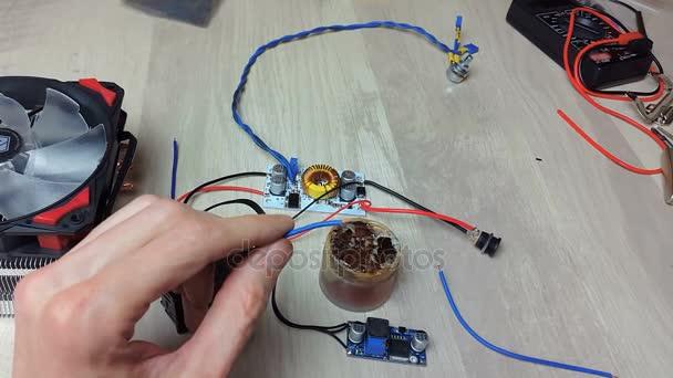 Oprava elektronických zařízení, cínové pájecí díly