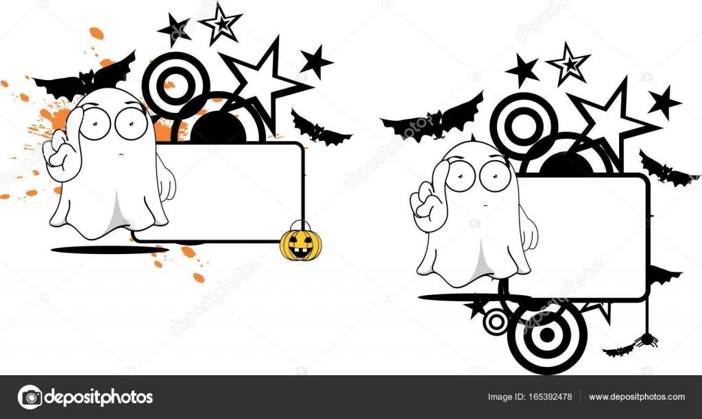 Dibujos Vampiros Faciles Divertido Fantasma Historieta Expresión