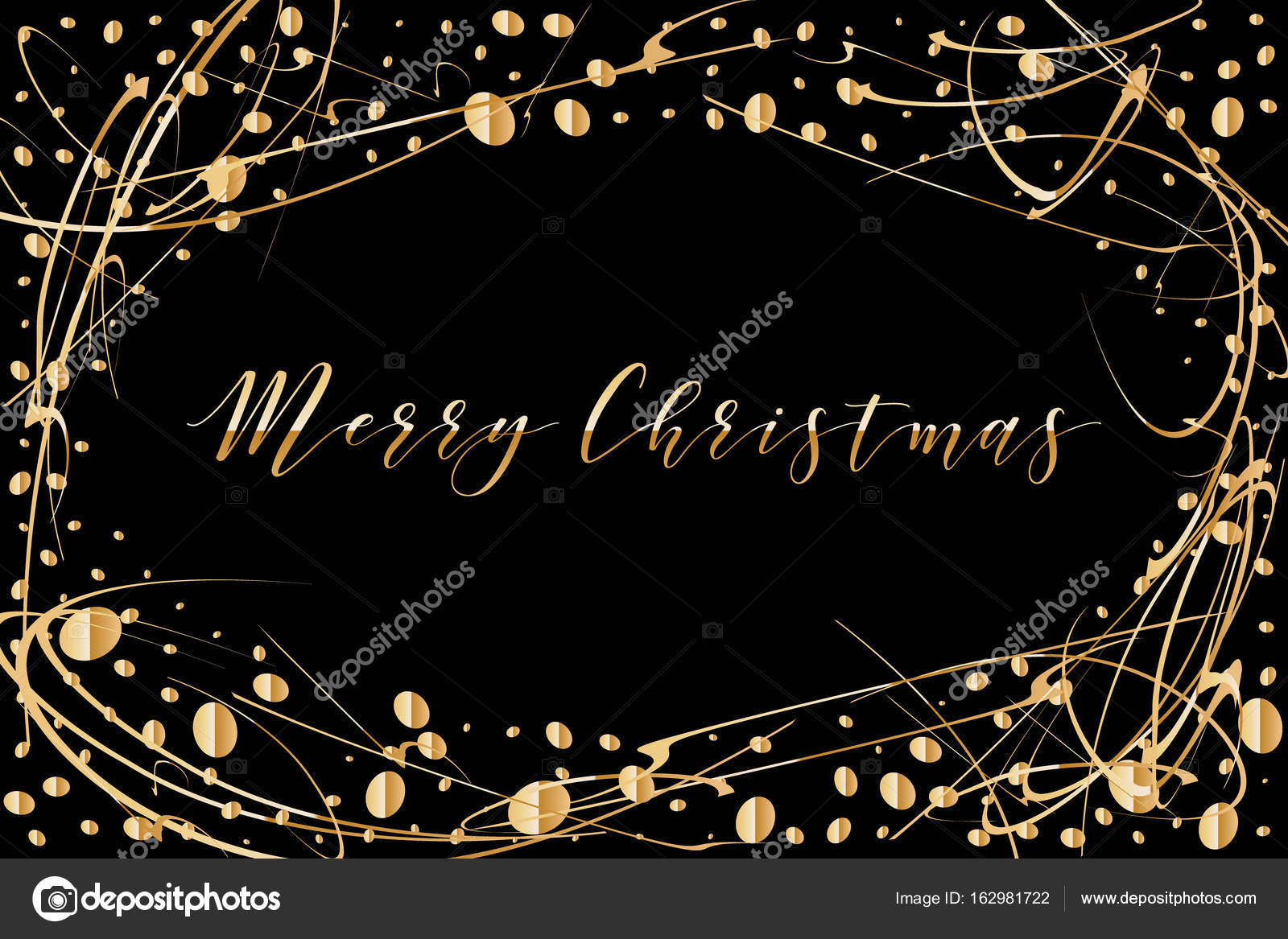 vector happy new year 2018 background with shiny drops and glitter on black stock vector