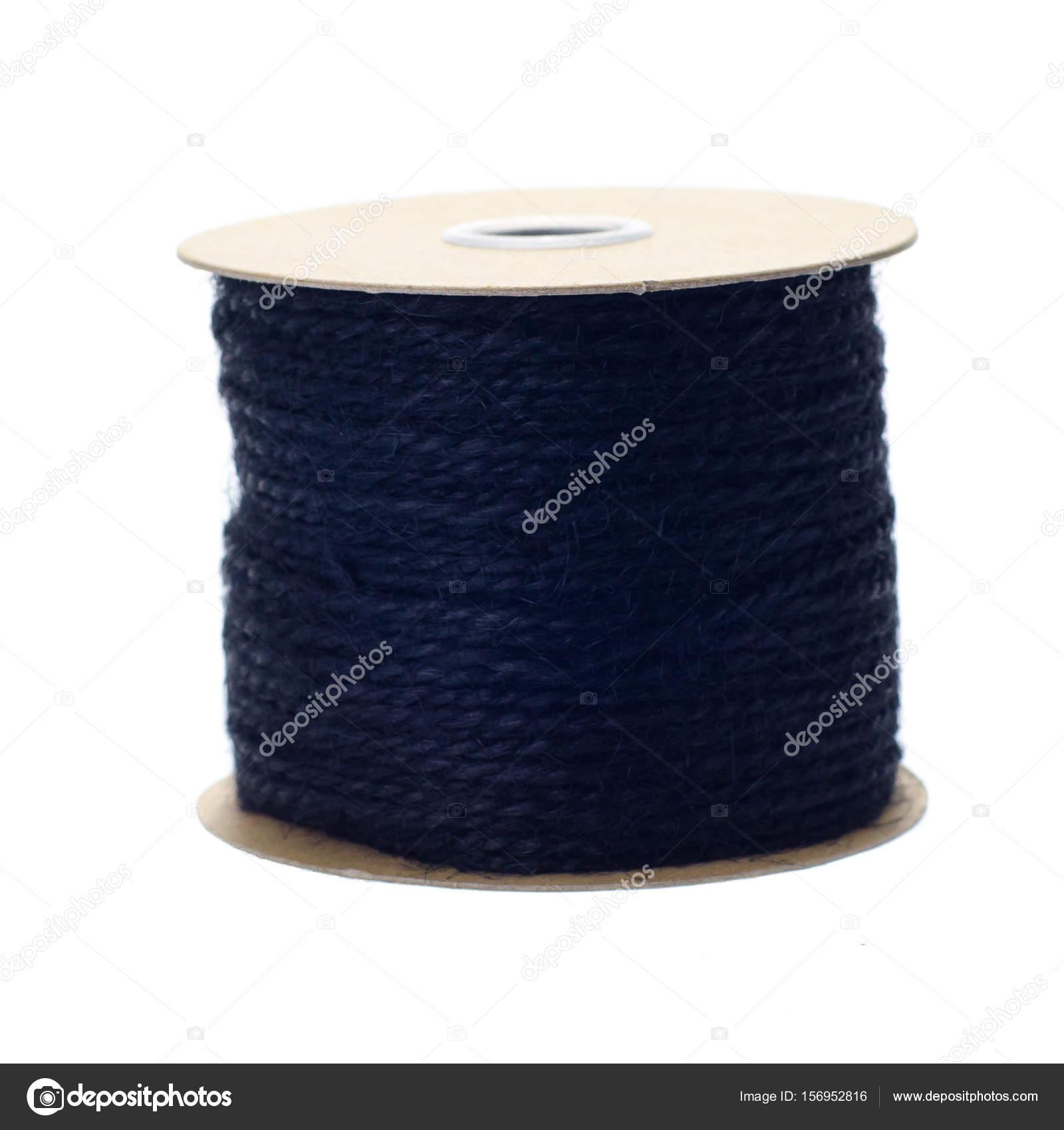 rollo de cuerda de yute foto de stock - Cuerda De Yute