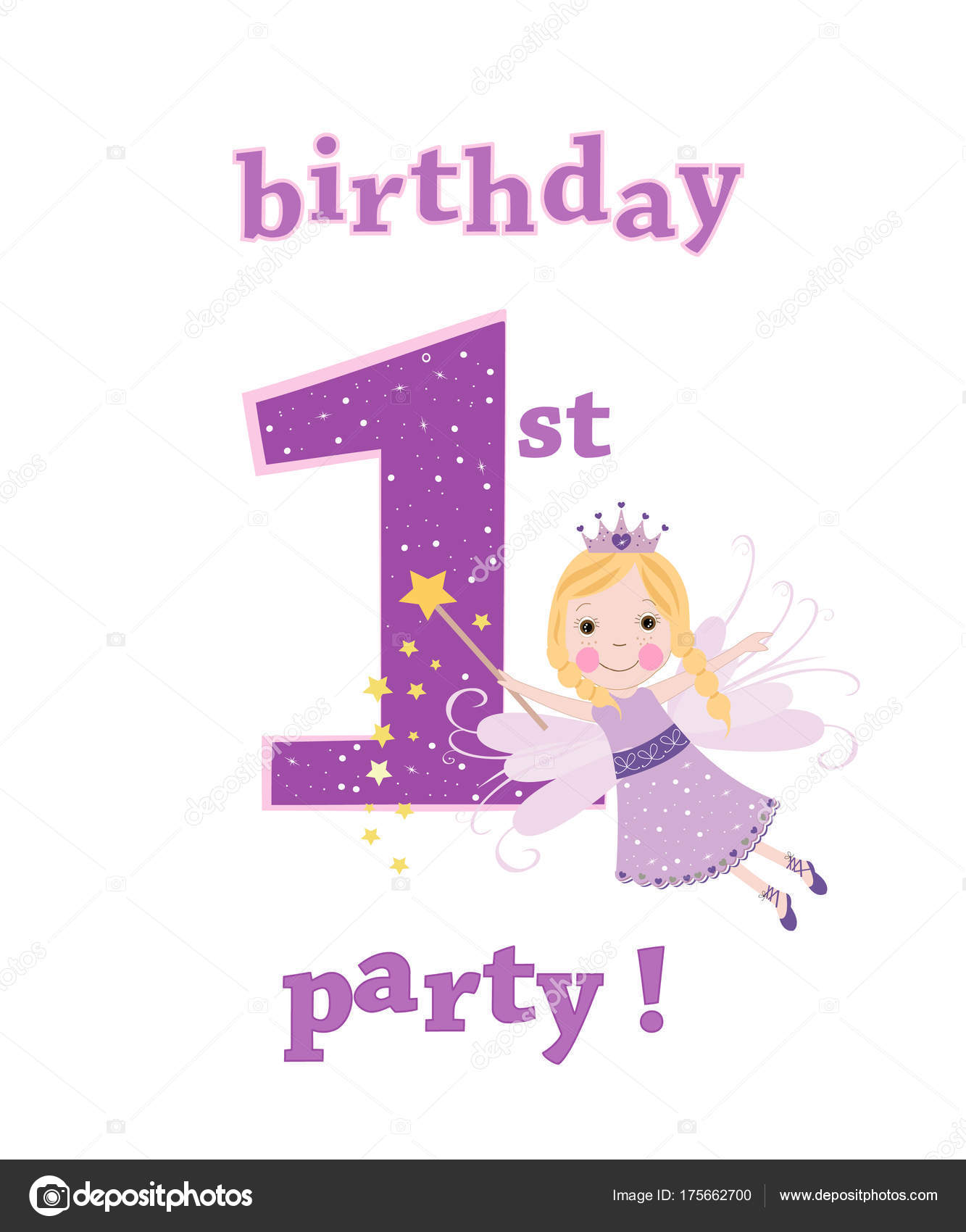 Images: happy birthday fairy | Happy First Birthday Fairy