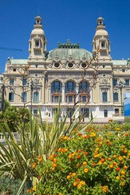 Famous architecture in Monte Carlo