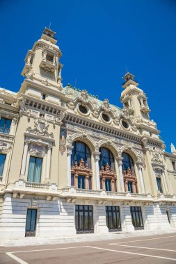 Beautiful palace in Monte Carlo