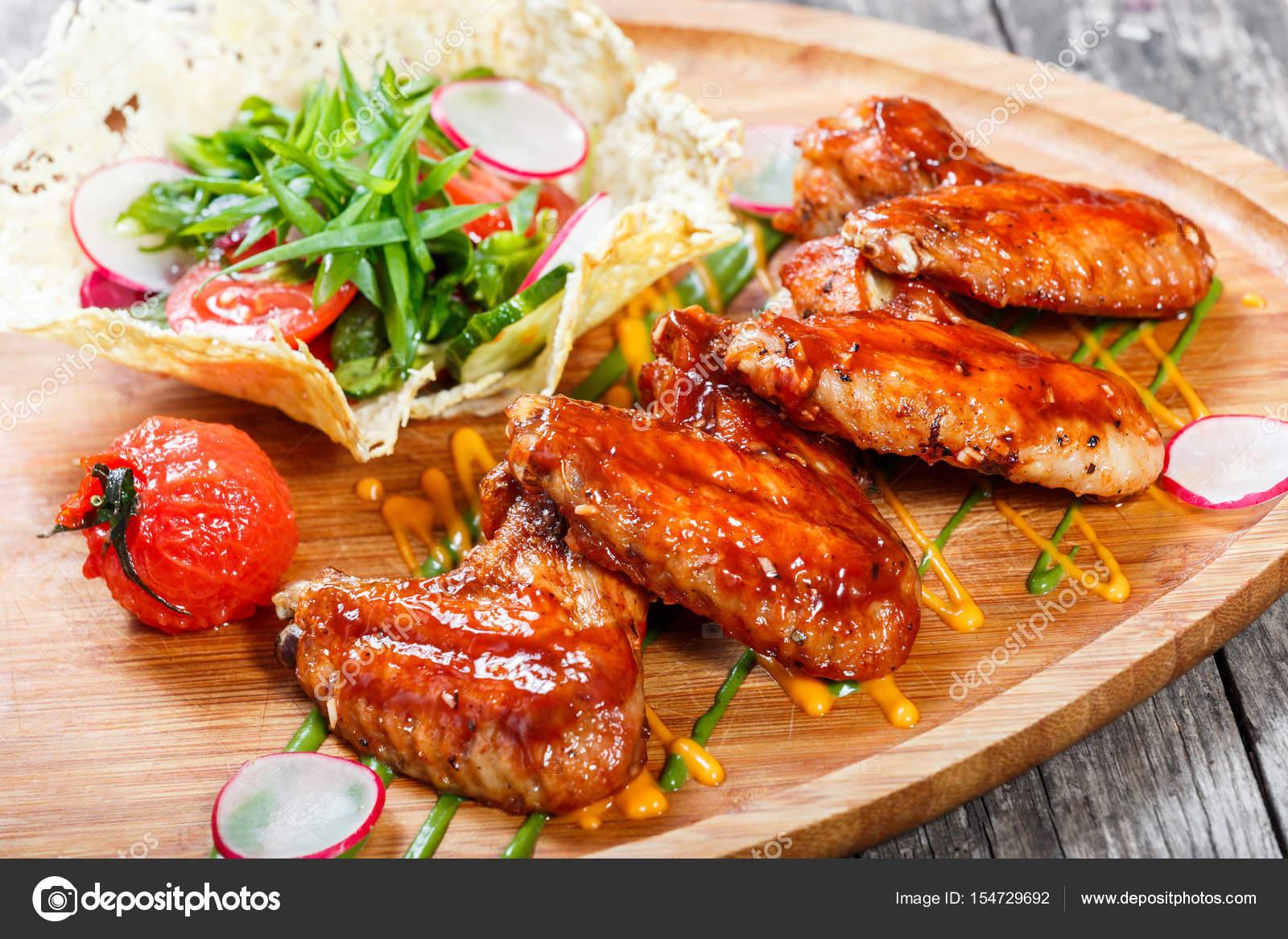 Салат курица барбекю электрокамин цены в ростове
