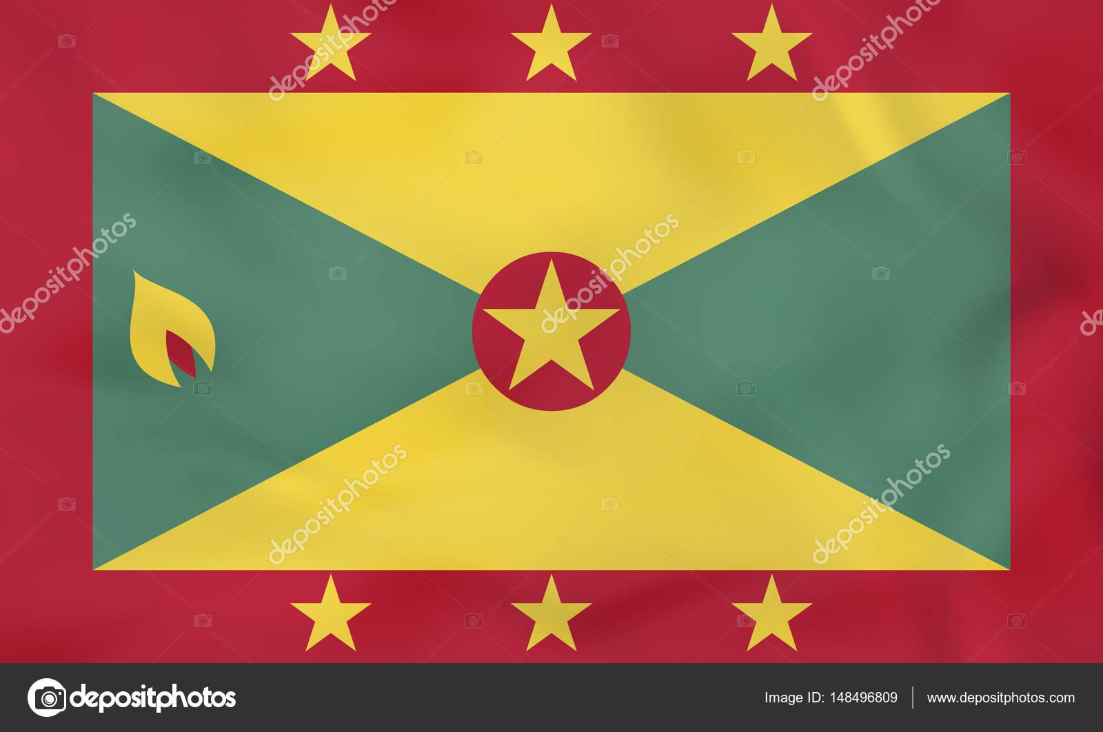 Fotos da bandeira de granada 84