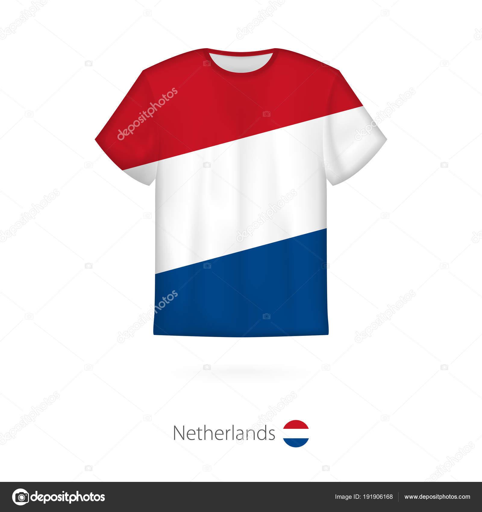 maglia Paesi Bassi modello