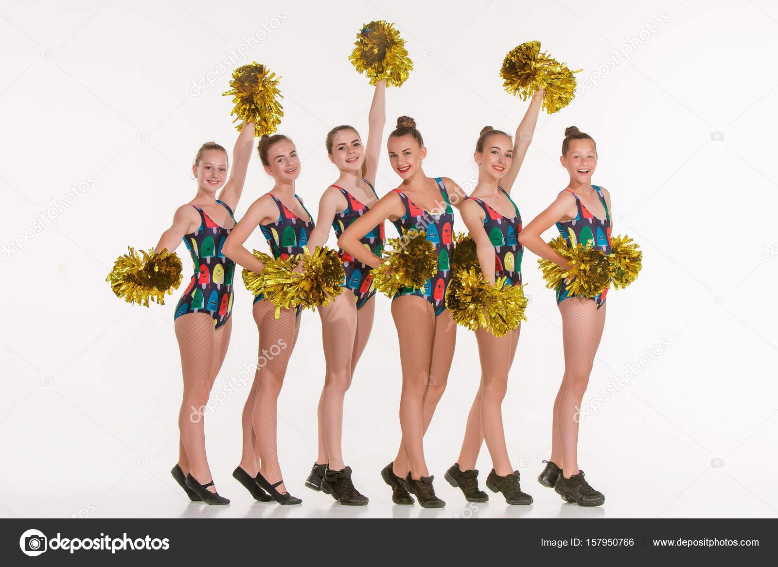My experience cheerleading at denham springs high