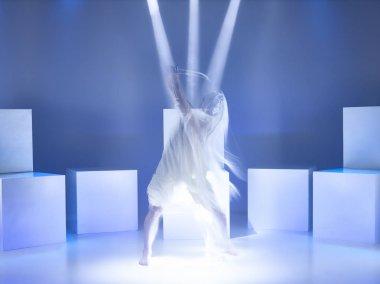The modern ballet dancer