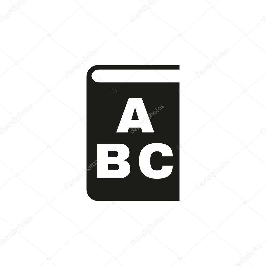 Alphabet Icon Vector Design Library And Abc Symbol Web Graphic