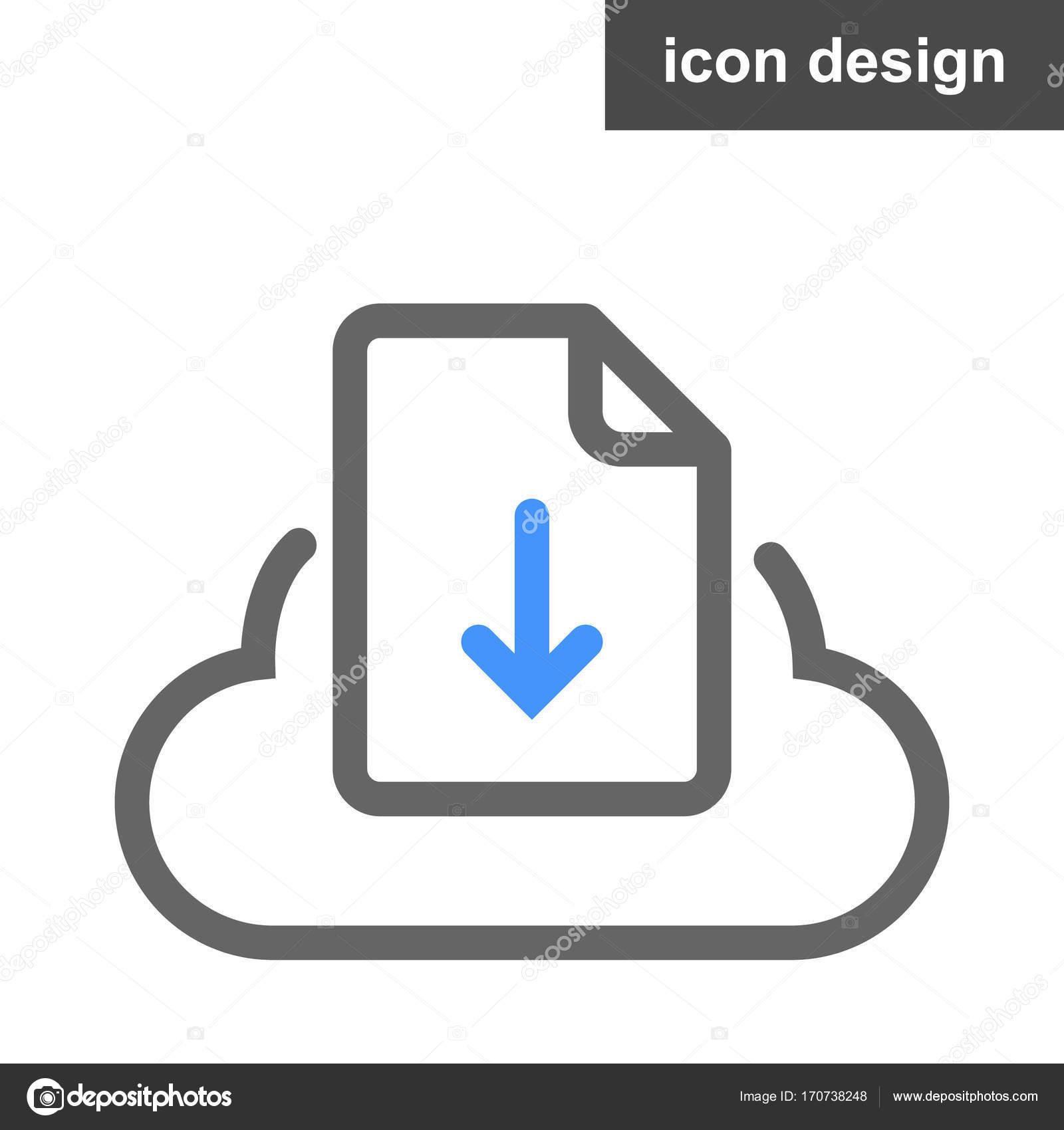 Как скачать файл в облако