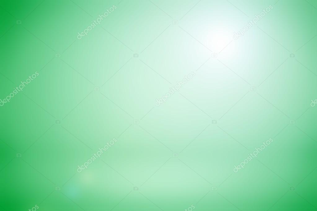 Luce Di Sfondo Studio Camera Sfumatura Verde Abstract Sfondo
