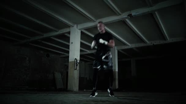 Ember a sötét gyakorlat harcművészet - nyújtás