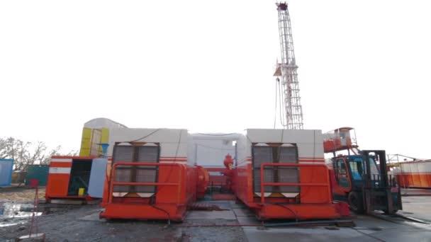 Drilling Rig industria petrolifera
