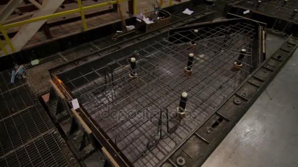 Výroba železobetonových konstrukcí