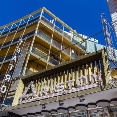 Ariston theater in Sanremo ITALY