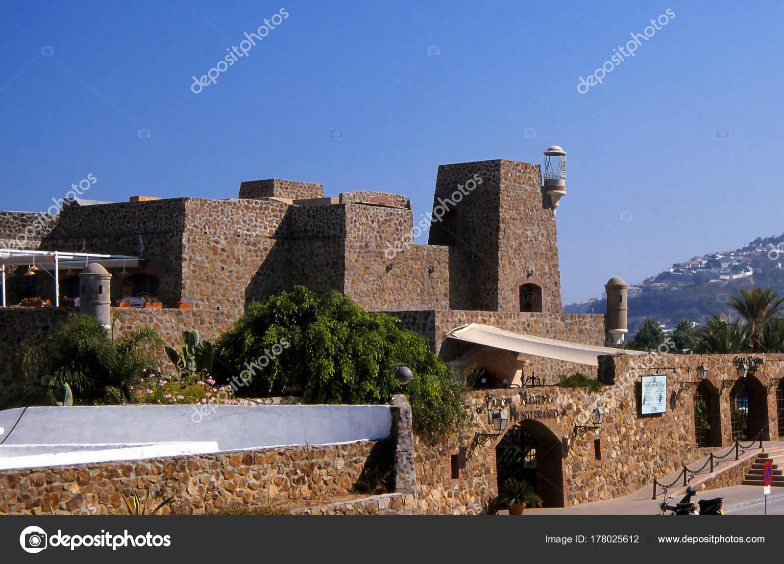Superb Außenseite Des Maritime Park In Der Stadt Ceuta U2014 Foto Von Rjaurele