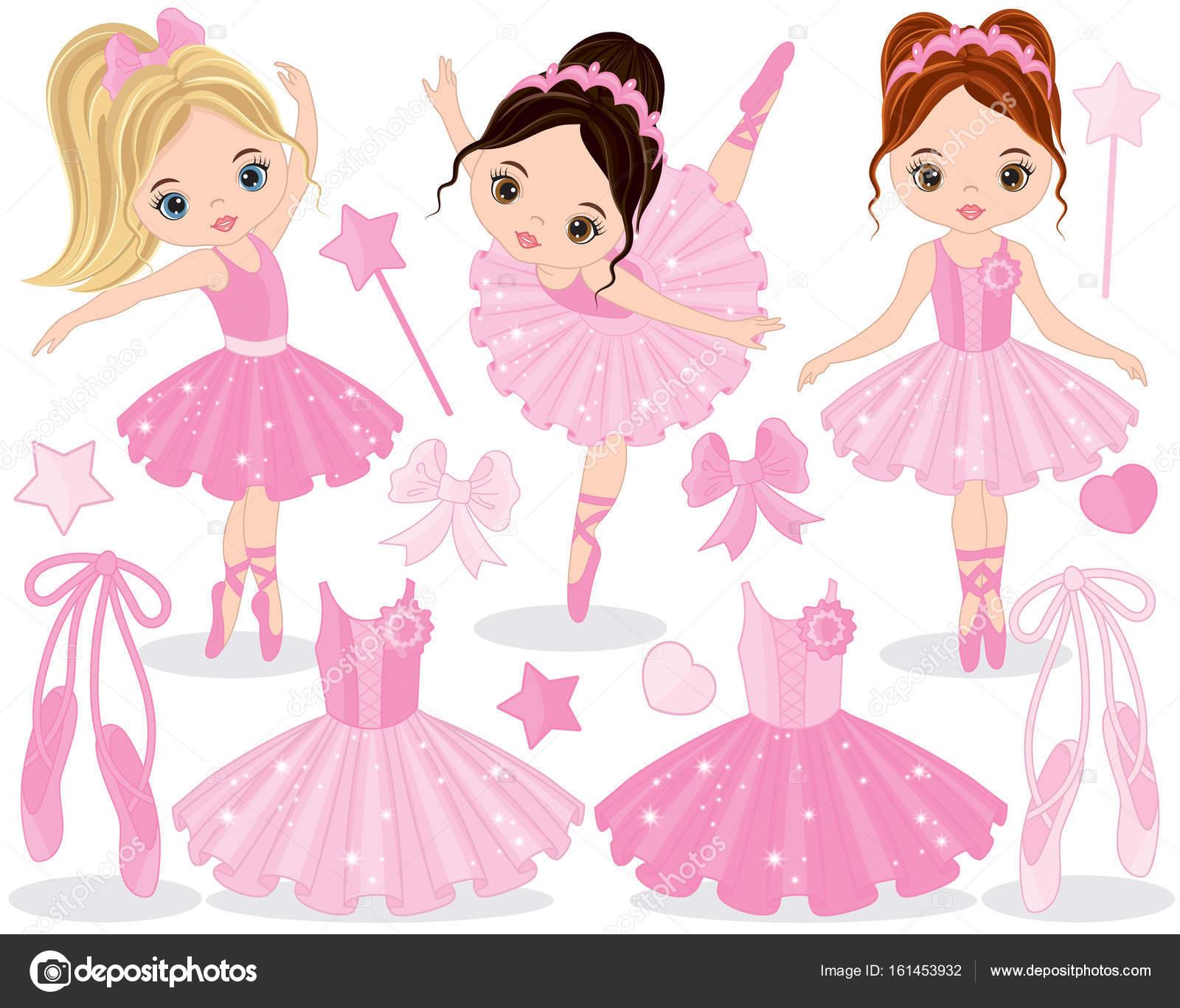 かわいい小さなバレリーナバレエ シューズチュチュ ドレス セット