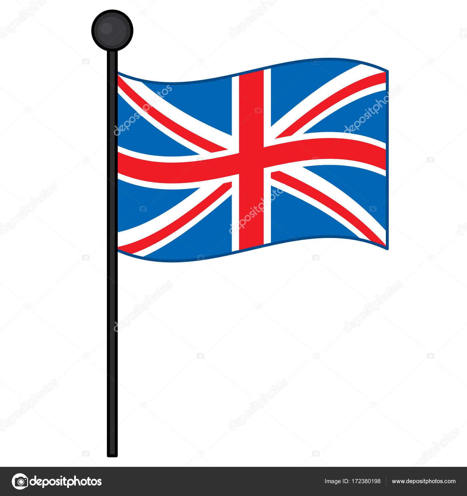 vector flag of the united kingdom vector union jack stock vector rh depositphotos com union jack vectoriel union jack vector file
