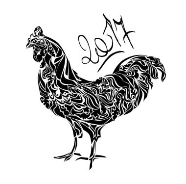 rooster symbol of new year