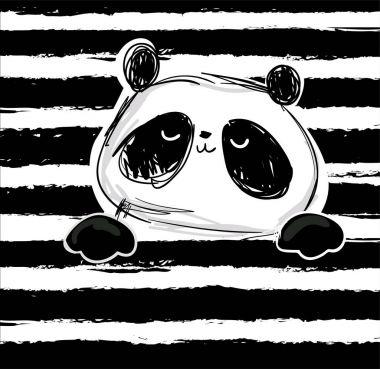 print design panda