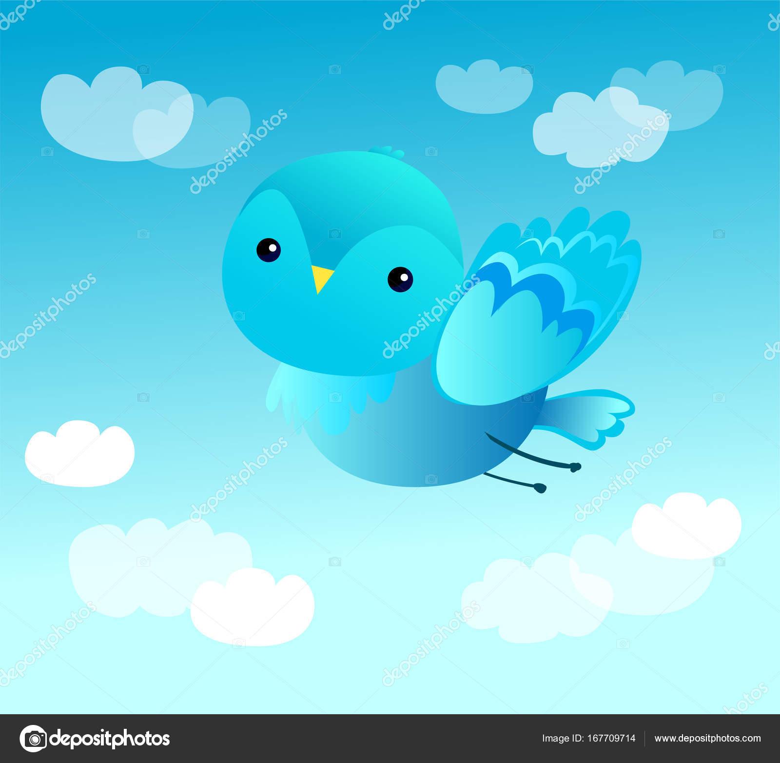 adoráveis desenhos animados passarinho vetores de stock alsoush