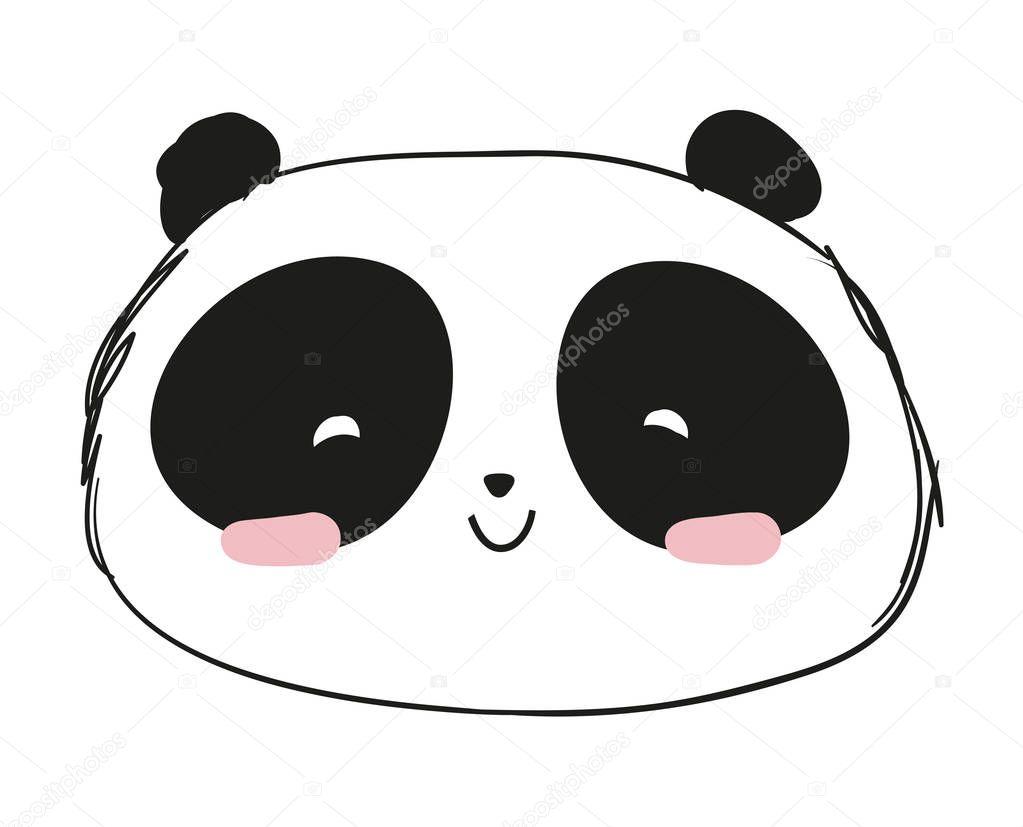 Imágenes: Sonriente Oso Panda