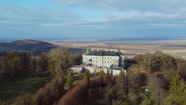 Ukraine Schloss in Pidgirci, Pidgoretskiy Zamok