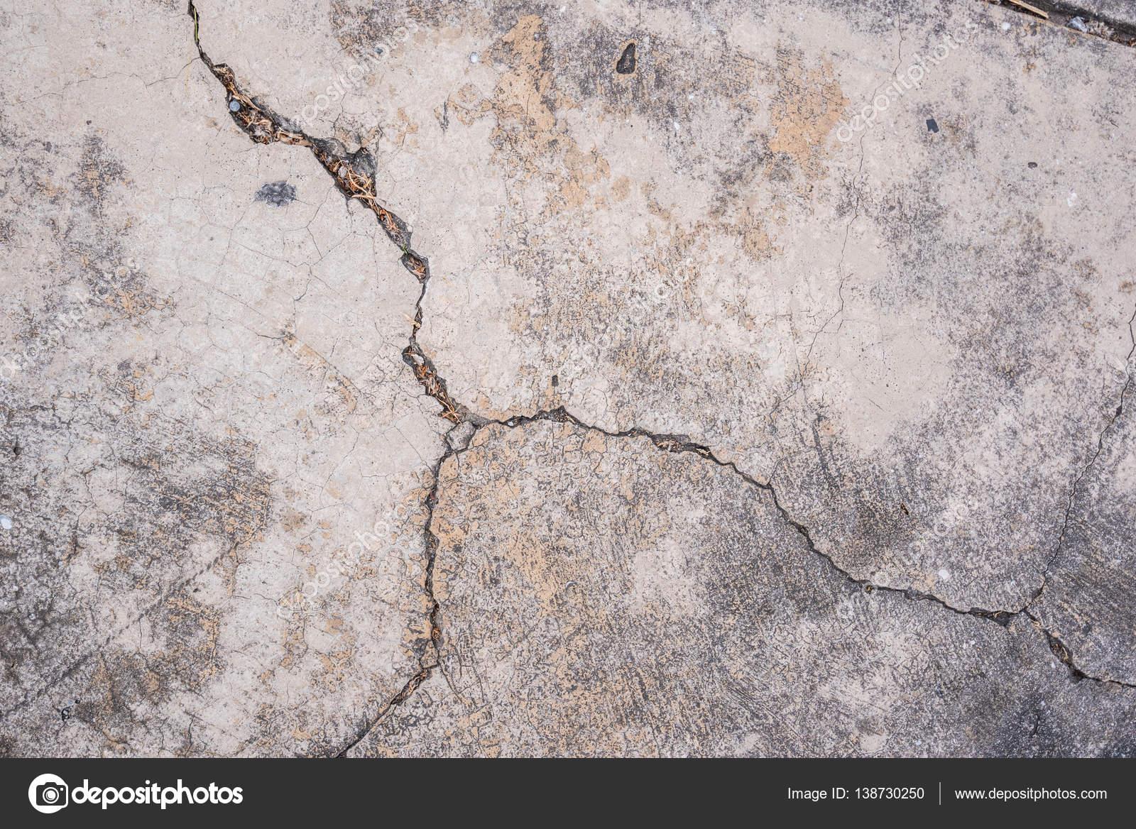 Fissure Du Carrelage Pour Le Fond Photographie Kwanchaidp - Carrelage fissuré