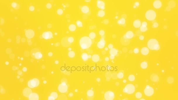 Izzó fények bokeh arany sárga holiday háttér