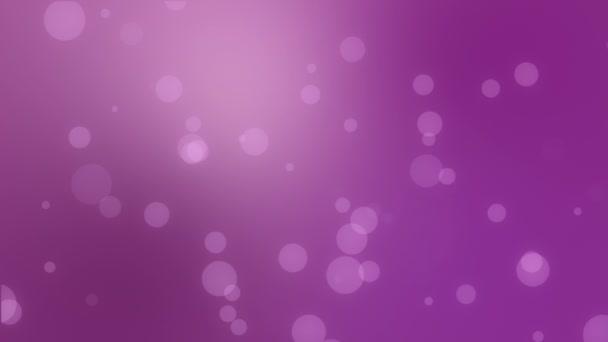 Lila rózsaszín izzó bokeh háttér