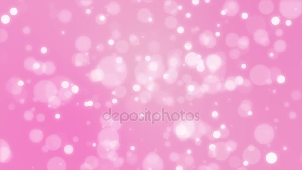 rózsaszín bokeh háttér