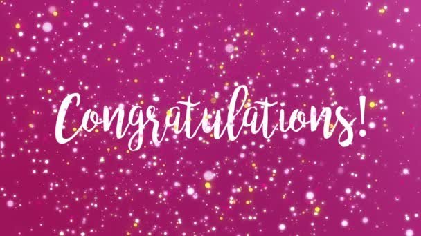 animerade gratulationskort Gnistrande Lila Rosa Grattis Animerade Gratulationskort Med  animerade gratulationskort