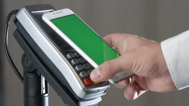 Smartphone contactless fizetés