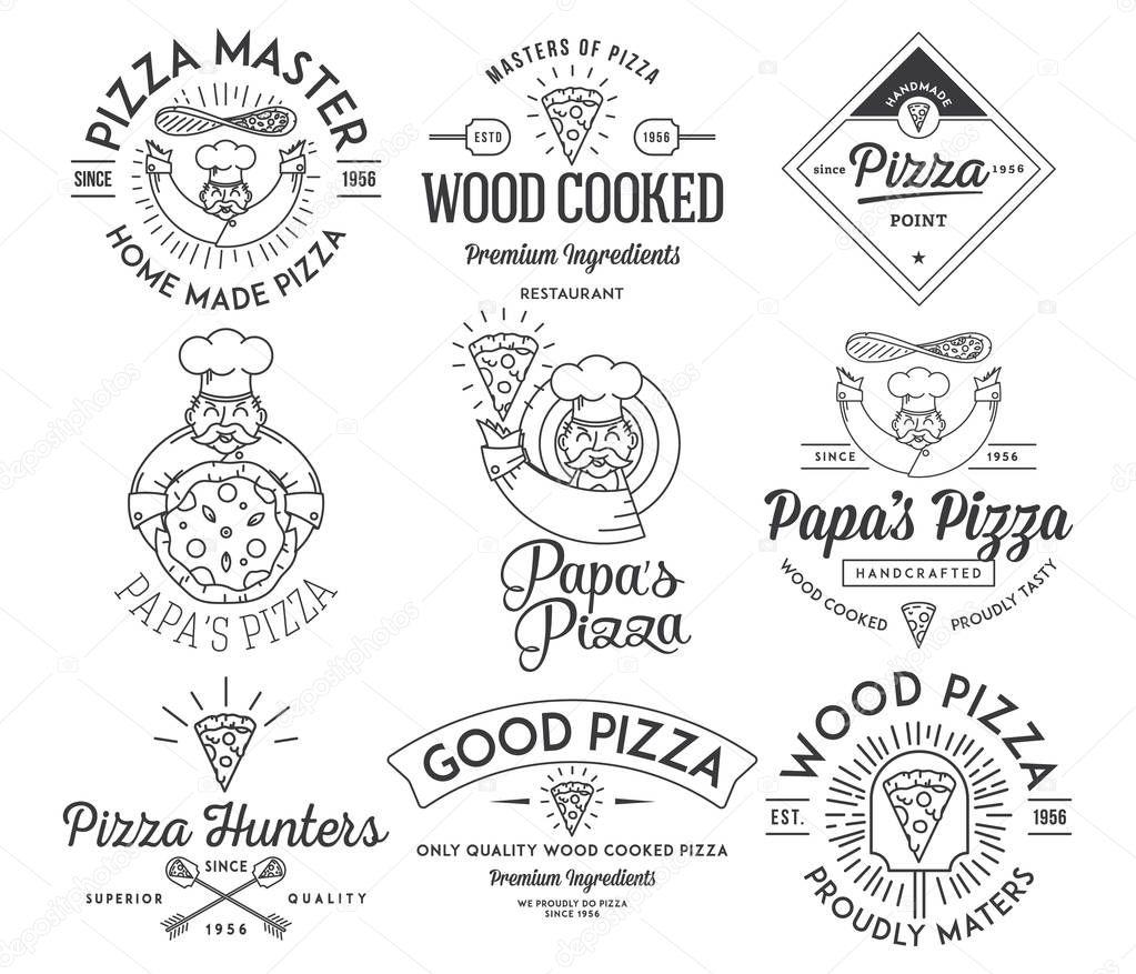 Tolle Peperoni Pizza Malvorlagen Zeitgenössisch - Malvorlagen Von ...