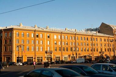 Saint Petersburg, Russia - octobet 07, 2010: Hotel
