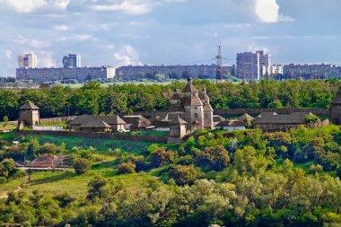 Zaporozhye Sech in Ukraine