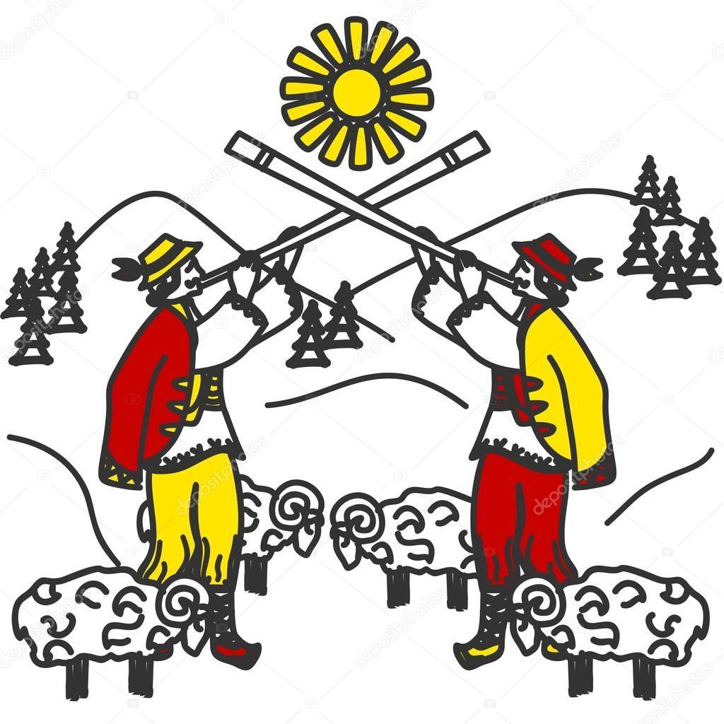 Hutsuls and Carpathians