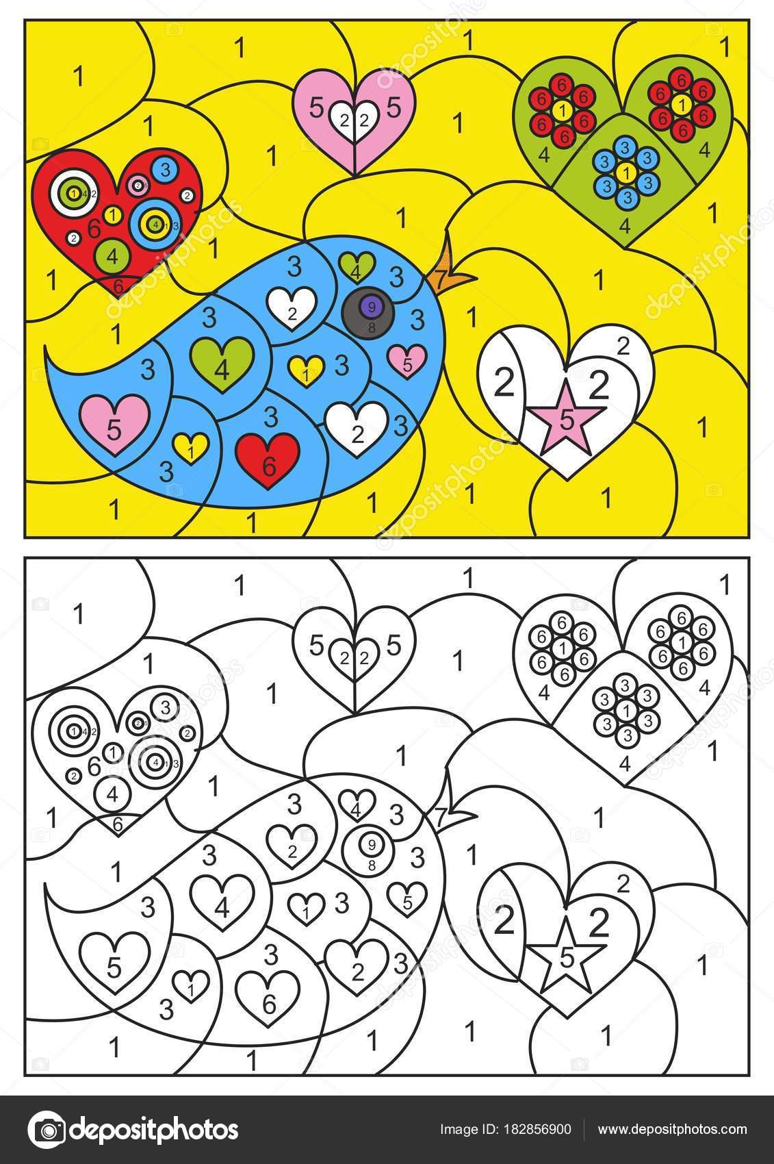 Niedlich Mosaik Malvorlagen Für Kinder Fotos - Entry Level Resume ...