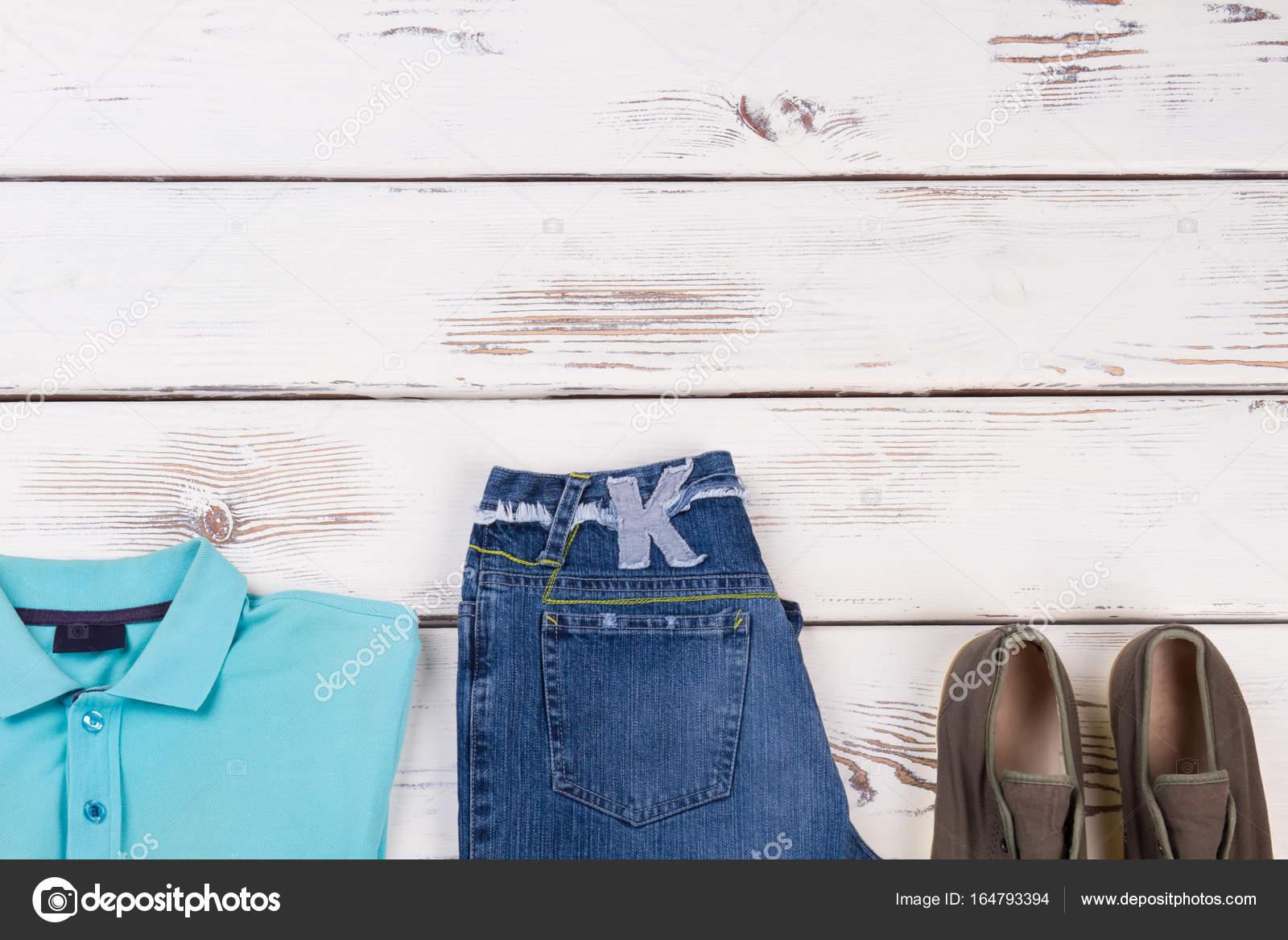 Camiseta Zapatillas Vaqueros Colección De Pantalones Deporte rTr5YwExq
