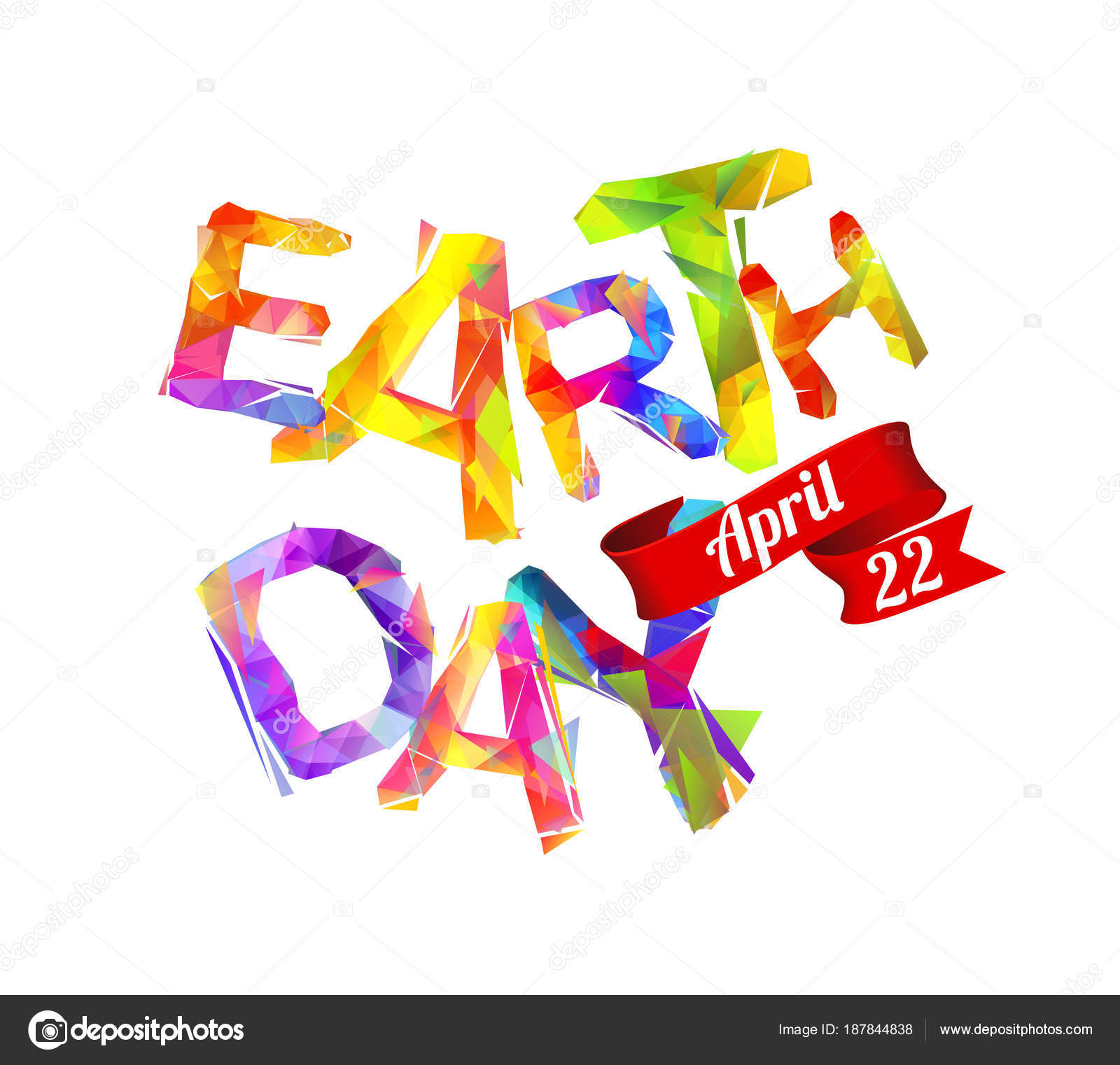 Earth Day Font. Forest Alphabet. Letters From Tree. Internationa ...