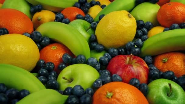 Tasty Fruit Banquet Closeup