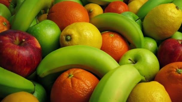 Předávání chutné ovoce směs