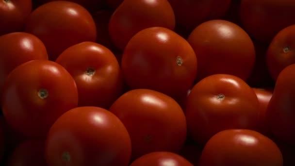Tomatenstapel in der Küche