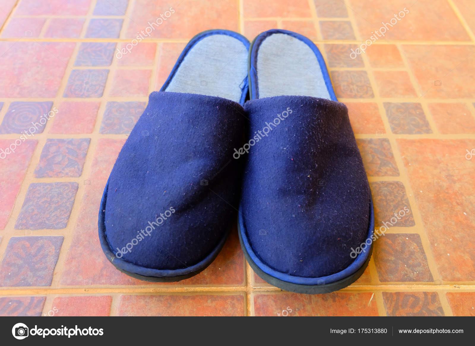 Suaves Azul Aislados Par Zapatos Blanco Cama Zapatillas PuOikTwXZ