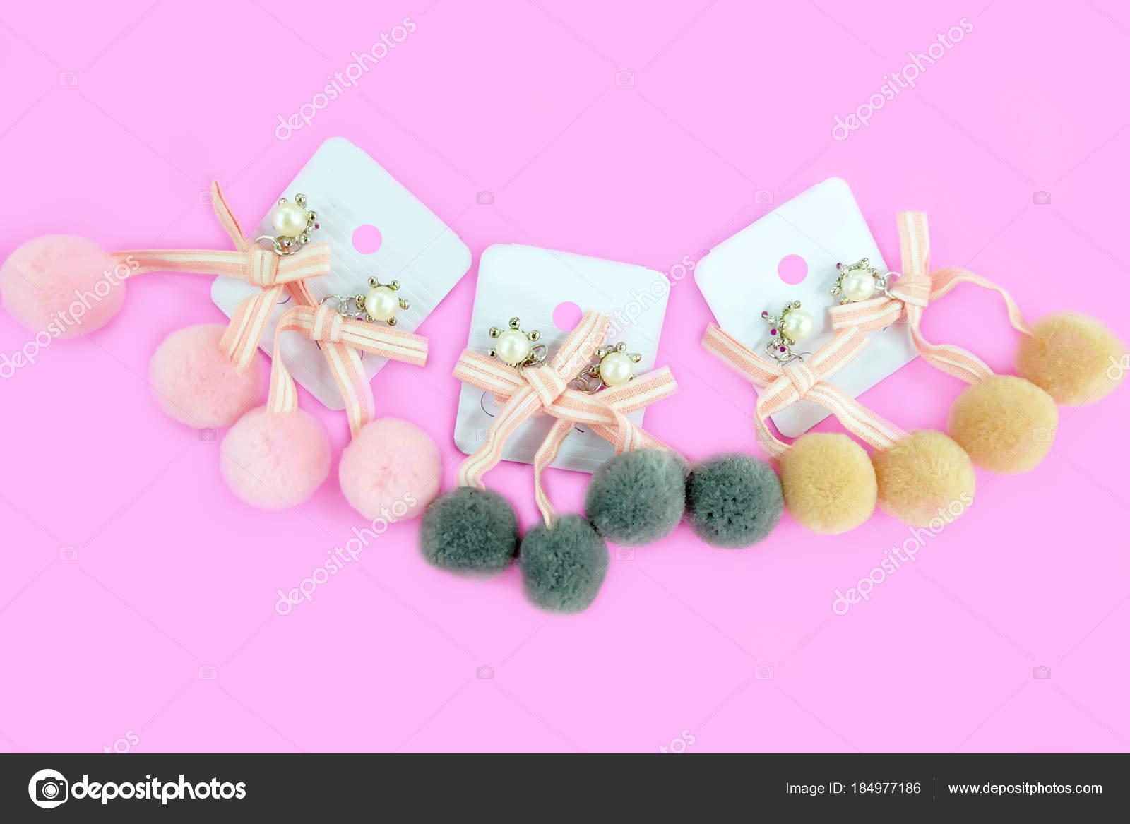 Kronleuchter Rosa ~ Kronleuchter ohrring mode accessoires paar fell rund mit perle