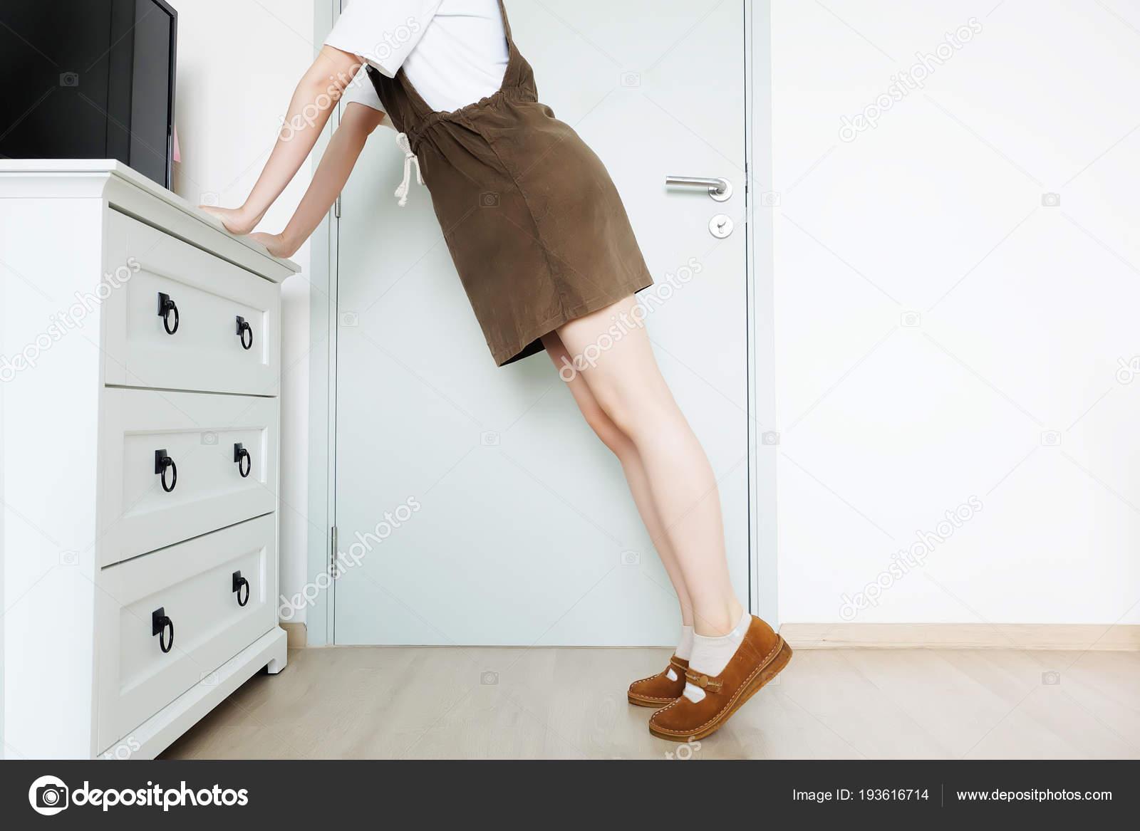 Красивые ноги сексуальных женщин